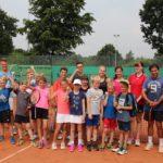 Tenniscamp in Ohe