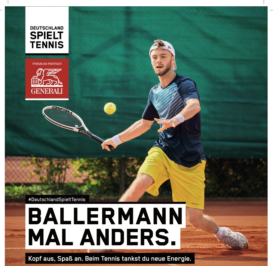 Deutschland spielt Tennis in Ohe